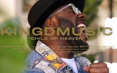 Kingdmusic Releases Child of Heaven Music Video