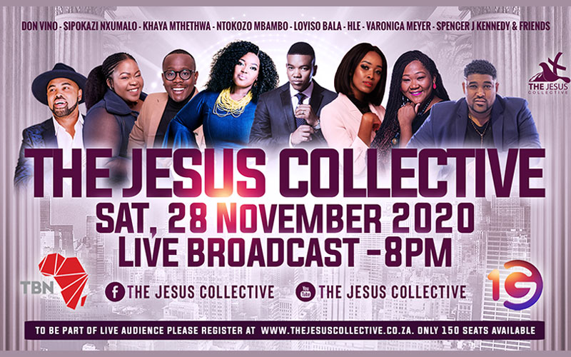 TJC – First ever Live Music Broadcast on TBN Africa & One Gospel