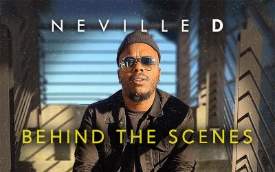 Behind The Scenes – Neville D Collaborates with Brian Temba, Lebohang Kgapola and Vally Eaton